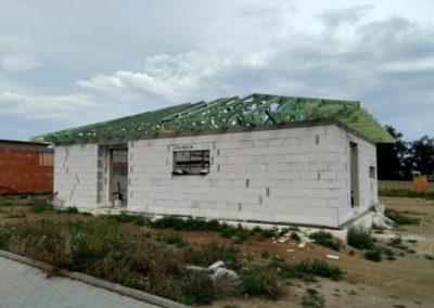 Střecha pro rodinný dům v Moravských Budějovicích